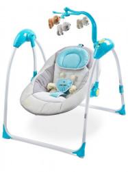 Detská hojdačka CARETERO LOOP blue modrá