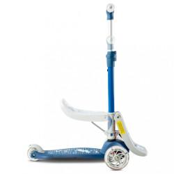 Detská kolobežka 2v1 Toyz Tixi blue modrá #4