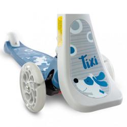 Detská kolobežka 2v1 Toyz Tixi blue modrá #5