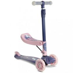 Detská kolobežka 2v1 Toyz Tixi pink ružová
