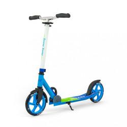 Detská kolobežka Milly Mally BUZZ Scooter blue modrá
