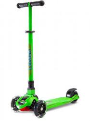 Detská kolobežka Toyz Carbon green zelená