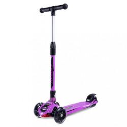 Detská kolobežka Toyz Carbon purple fialová