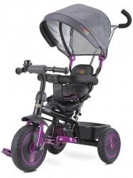 Detská trojkolka Toyz Buzz purple fialová