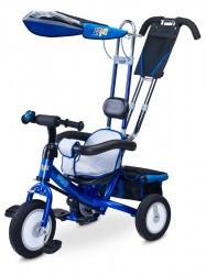 Detská trojkolka Toyz Derby blue modrá
