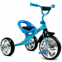 Detská trojkolka Toyz York blue modrá
