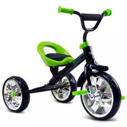 Detská trojkolka Toyz York green zelená
