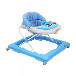 Detské chodítko Baby Mix light blue modrá