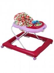 Detské chodítko Baby Mix pink podľa obrázku