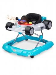Detské chodítko Toyz Speeder Silwer strieborná