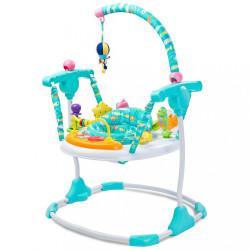 Detské Interaktívne Hopsadlo Ocean Toyz modrá