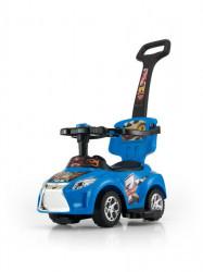 Detské jezdítko 2v1 Milly Mally Kid blue modrá