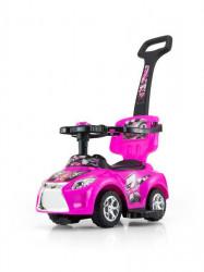 Detské jezdítko 2v1 Milly Mally Kid pink ružová