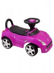 Detské jezdítko so zvukom Baby Mix Lex violet fialová