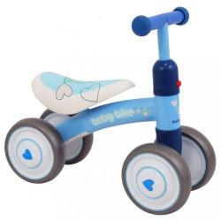 Detské odrážadlo Baby Mix Baby Bike blue modrá
