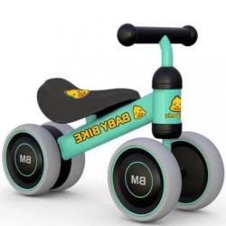 Detské odrážadlo Baby Mix Baby Bike green zelená