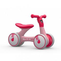 Detské odrážadlo Baby Mix Twist pink ružová