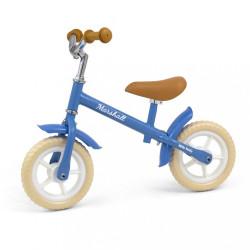 Detské odrážadlo bicykel Milly Mally Marshall Blue modrá
