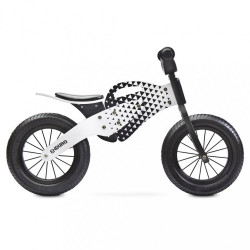 Detské odrážadlo bicykel Toyz Enduro 2018 grey sivá