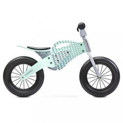 Detské odrážadlo bicykel Toyz Enduro 2018 mint mätová
