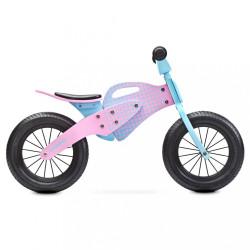 Detské odrážadlo bicykel Toyz Enduro 2018 pink ružová