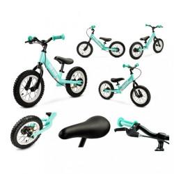 Detské odrážadlo bicykel Toyz Oliver black Čierna #3