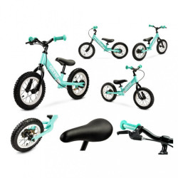 Detské odrážadlo bicykel Toyz Oliver grey sivá #3