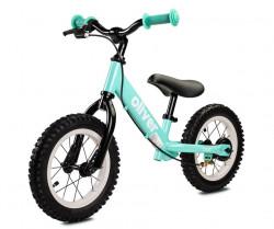 Detské odrážadlo bicykel Toyz Oliver mint zelená