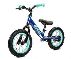 Detské odrážadlo bicykel Toyz Oliver navy modrá