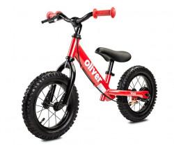 Detské odrážadlo bicykel Toyz Oliver red Červená