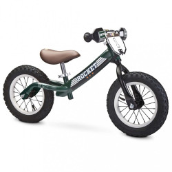 Detské odrážadlo bicykel Toyz Rocket green zelená