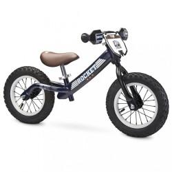 Detské odrážadlo bicykel Toyz Rocket navy modrá