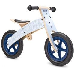 Detské odrážadlo bicykel Toyz  Woody blue modrá