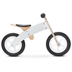 Detské odrážadlo bicykel Toyz  Woody grey sivá #1