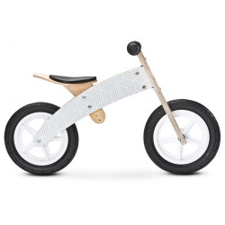 Detské odrážadlo bicykel Toyz  Woody grey sivá #3