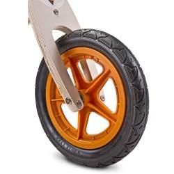 Detské odrážadlo bicykel Toyz  Woody grey sivá #6