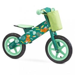 Detské odrážadlo bicykel Toyz Zap 2018 green zelená