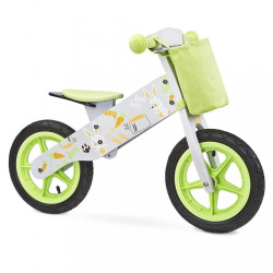 Detské odrážadlo bicykel Toyz Zap 2018 grey sivá