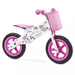 Detské odrážadlo bicykel Toyz Zap 2018 pink ružová