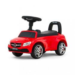 Detské odrážadlo Mercedes Benz AMG C63 Coupe Milly Mally red Červená