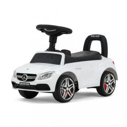 Detské odrážadlo Mercedes Benz AMG C63 Coupe Milly Mally white biela
