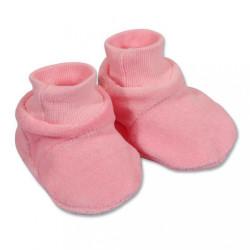 Detské papučky New Baby ružové
