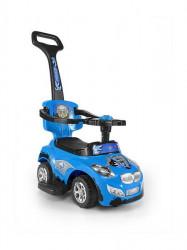 Detské vozítko 2v1 Milly Mally Happy Blue modrá