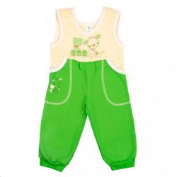 Detské záhradníčky New Baby my friend zelené