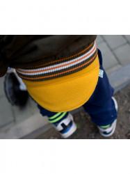 Detský bederňáčik 0-5 rokov VG antracitovo-limetkový zelená #3
