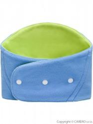 Detský bederňáčik 0-5 rokov VG modro-limetkový #1