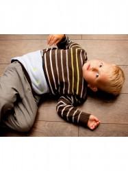 Detský bederňáčik 0-5 rokov VG modro-limetkový #4