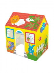 Detský domček na hranie  Bestway Žltá