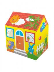 Detský domček na hranie  Bestway Žltá #1