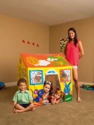 Detský domček na hranie  Bestway Žltá #2